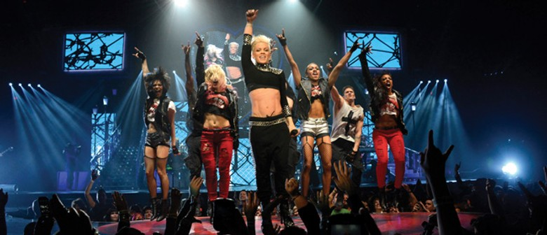 Live Review: Pink