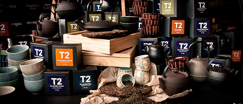 T2 tea company taken over by Unilever