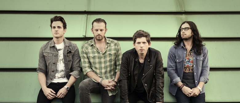 Kings of Leon announce exclusive gig at Sydney Harbour