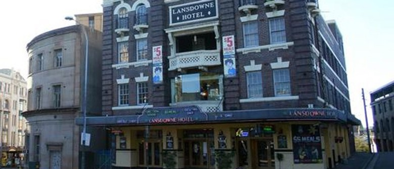 Lansdowne Hotel announce launch party