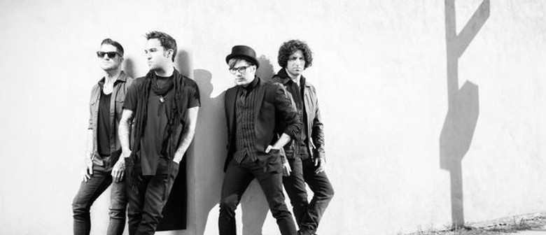 Tour Spotlight: Q&A with Fall Out Boy's Patrick Stump