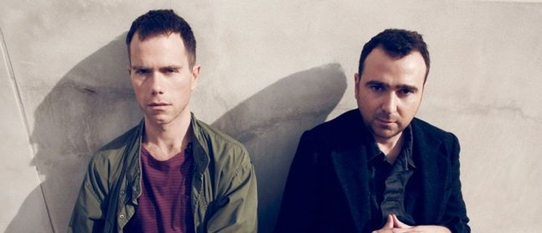 The Presets to perform with orchestra