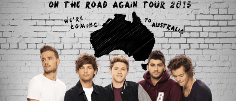 One Direction Australian Tour