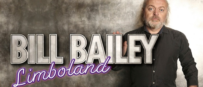 Bill Bailey - Limboland Australian Tour