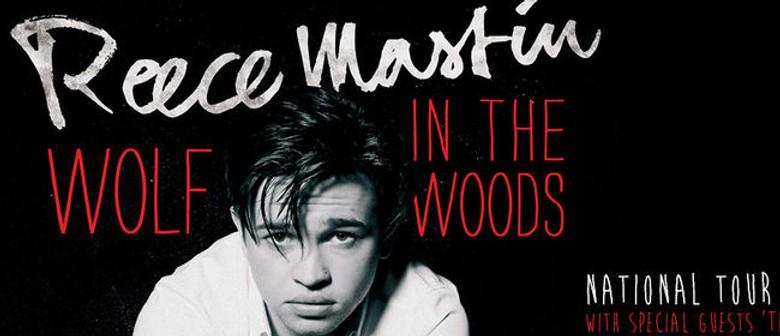 Reece Mastin Australian Tour