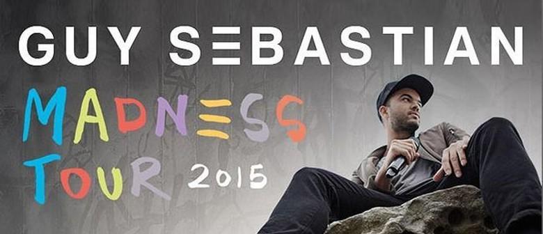 Guy Sebastian - Maddness Tour 2015