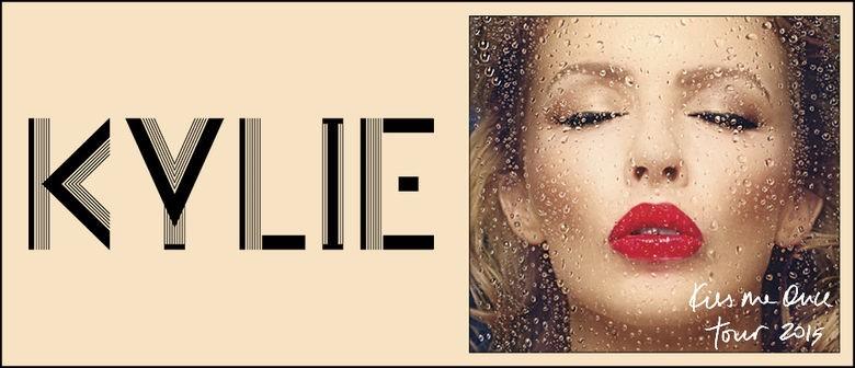 Kylie Minogue - Kiss Me Once Tour