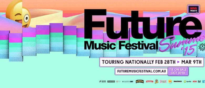 Future Music Festival 2015