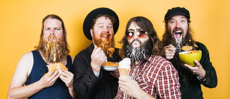 The Beards - The Strokin' My Beard Tour