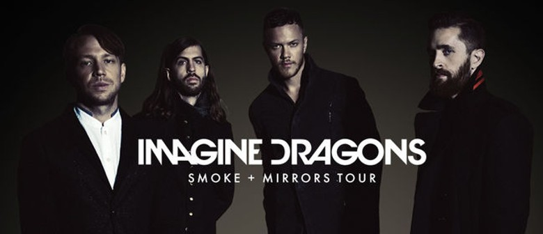 Imagine Dragons Australian Tour