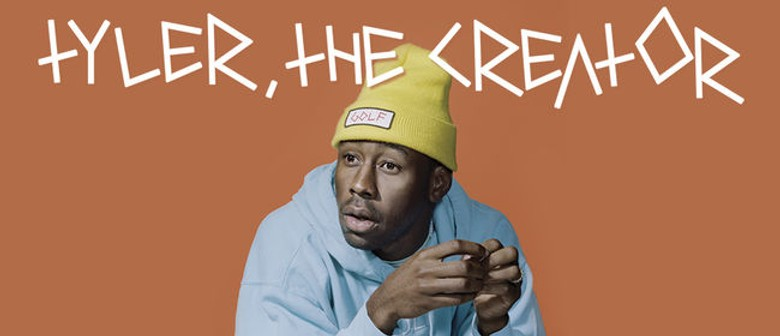 Tyler, The Creator - Cherry Bomb World Tour