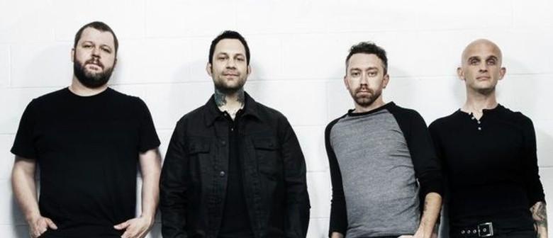 Rise Against Australian Tour