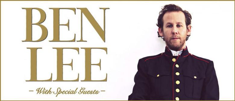Ben Lee Australian Tour