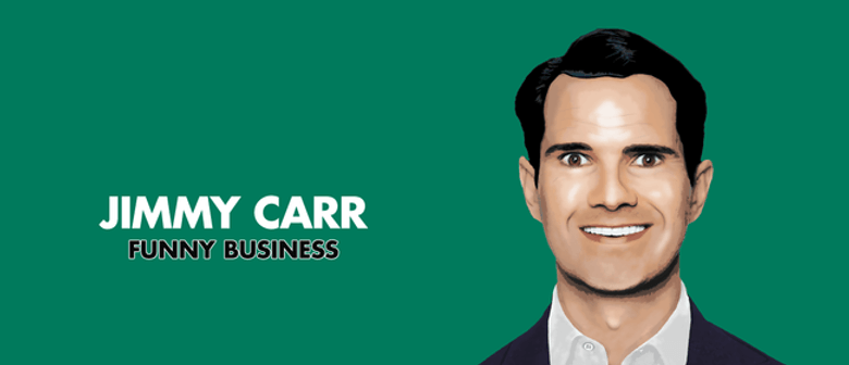 Jimmy Carr - 2016 Funny Business Tour