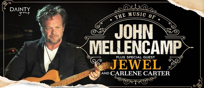 John Mellencamp Australian Tour 2016