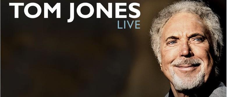 Tom Jones Australian Tour 2016