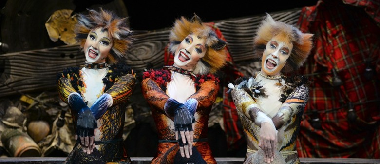 Cats The Musical Melbourne