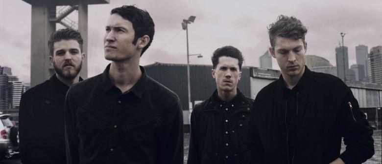 City Calm Down - In A Restless House Album Tour