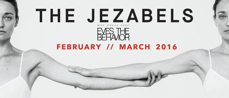 The Jezabels Australian Tour 2016