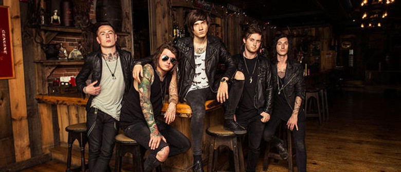 Asking Alexandria Australian Tour 2016