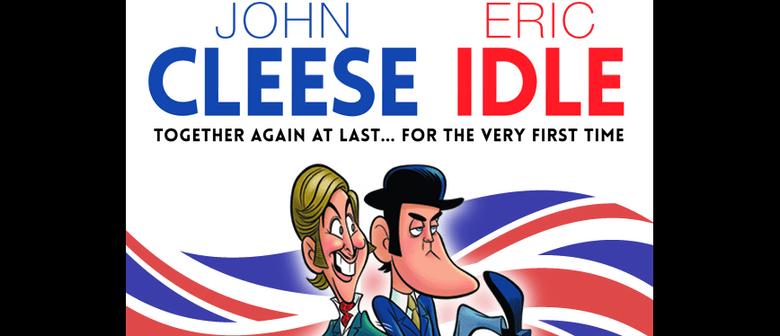 John Cleese And Eric Idle - Australian Tour 2016