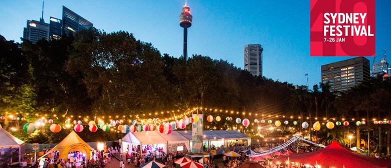 Sydney Festival 2016