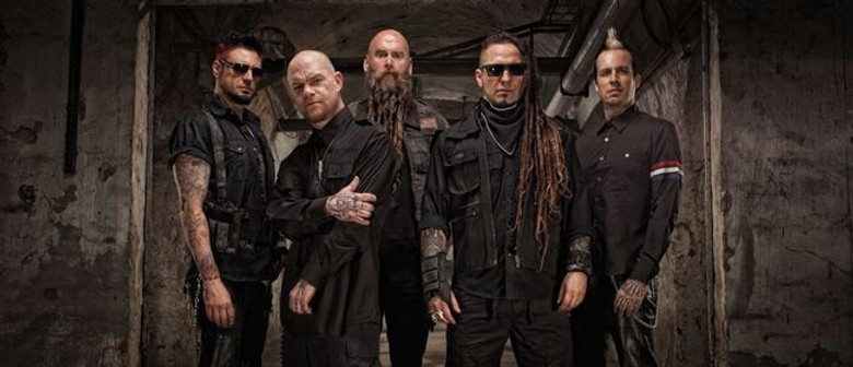Five Finger Death Punch Cancelled Shows and Appearance on Black Sabbath Tour