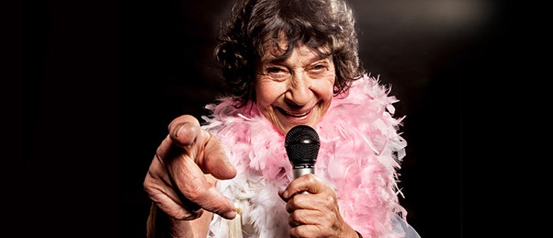Artist Highlight: 82-year-old comedian Lynn Ruth Miller on 'This Is Your Future'