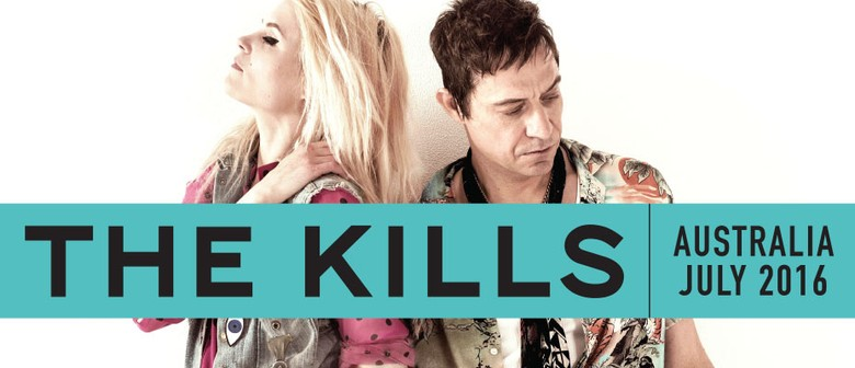 The Kills Set For Headline Shows This July