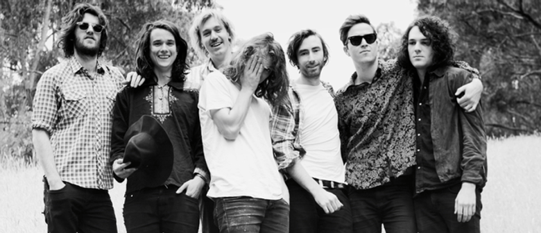 King Gizzard & The Lizard Wizard Kick Off Tour This June