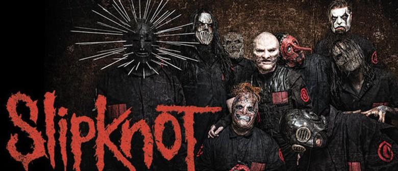 Slipknot Set For East Coast Australian Tour This October