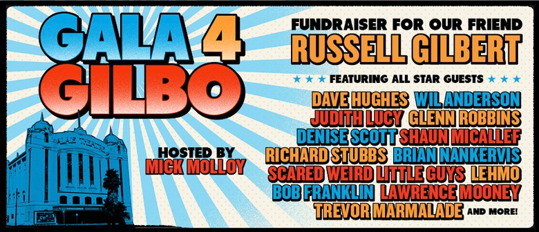 Comedy Stars Hold Fundraiser Event For Russell Gilbert