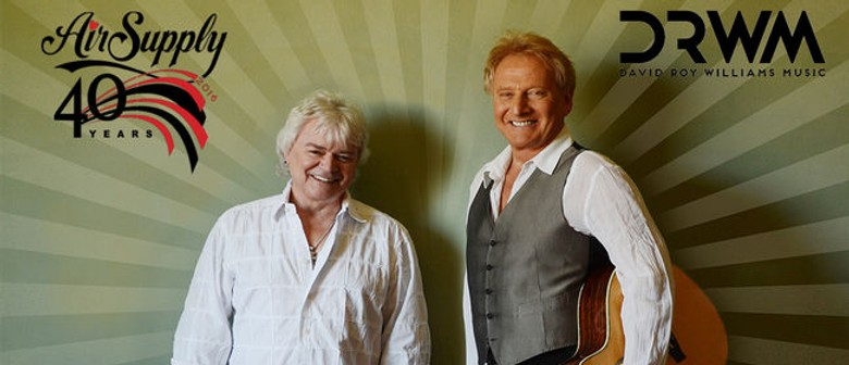 Air Supply Set To Celebrate 40 Years of Music in Australia