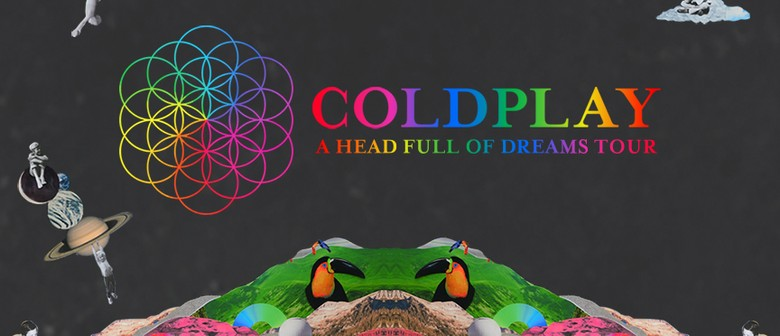 Coldplay Set To Tour Australia This December