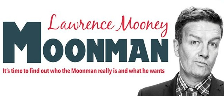 Lawrence Mooney Goes Back on Stage With Moonman