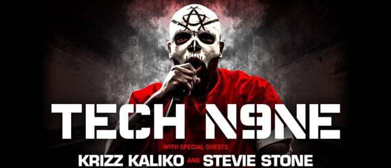 Tech N9ne To Tour Australia In November
