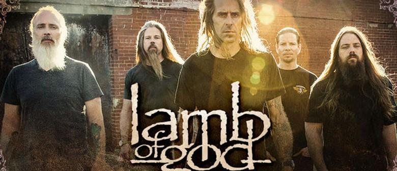 Lamb Of God Announces Headline Shows