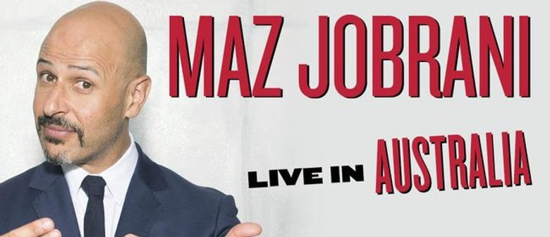 Maz Jobrani Returns To Australia For Two Special Shows