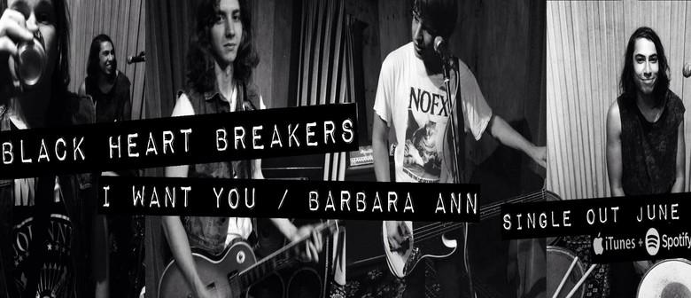 Black Heart Breakers release new single 'I Want You'