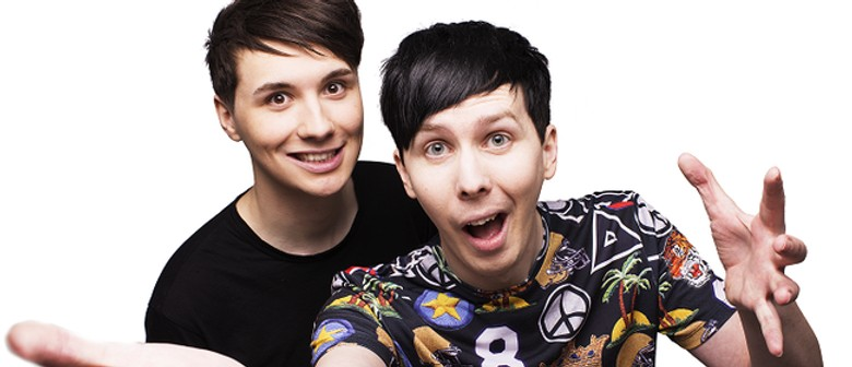 YouTube Stars Dan and Phil Bring Their 'The Amazing Tour Is Not On Fire' Tour To Australia