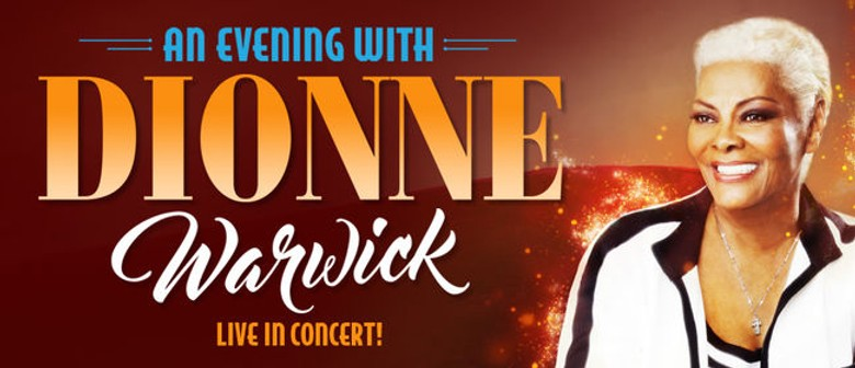 Dionne Warwick Performs Live In Australia This November
