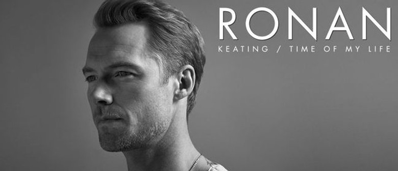 Ronan Keating Brings Time Of My Life Tour To Australia This Spring