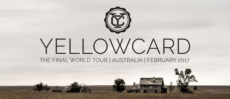 Yellowcard All Geared Up For Final Album and Final World Tour