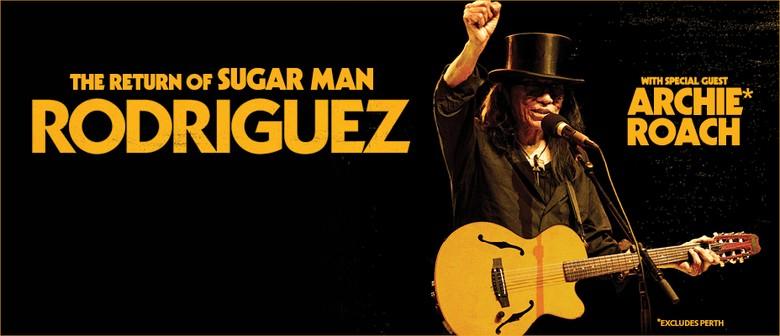 Rodriguez Returns Down Under In November