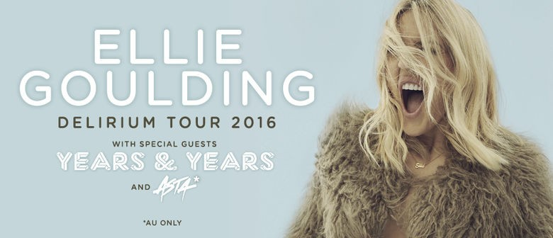 Ellie Goulding's Australian Tour Pushes Through Despite Cancellation of Perth and Adelaide Dates