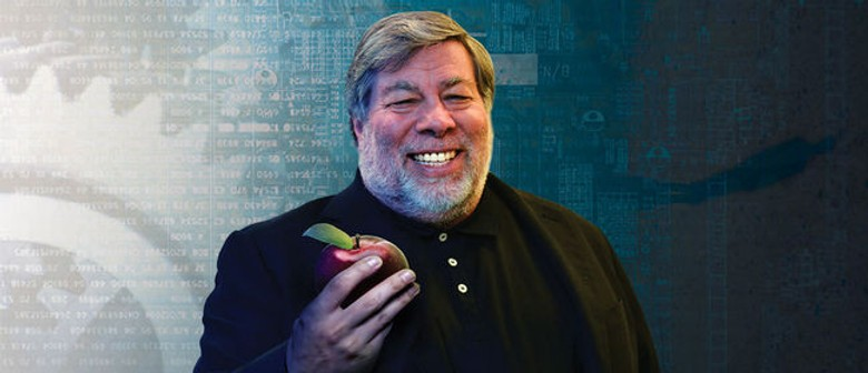 Steve Wozniak Shares Insights and Thoughts Live In Australia This August