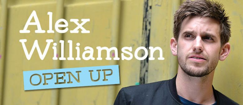 Alex Williamson Tours 'Open Up' Across Australia