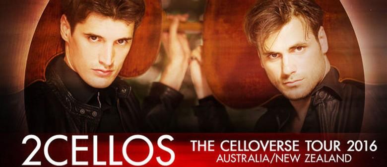 2Cellos Return This November With Celloverse Tour