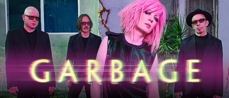 Alt-Rock Band Garbage Wind Up East Coast Tour Plus Playing ADOTG Concert Series This November