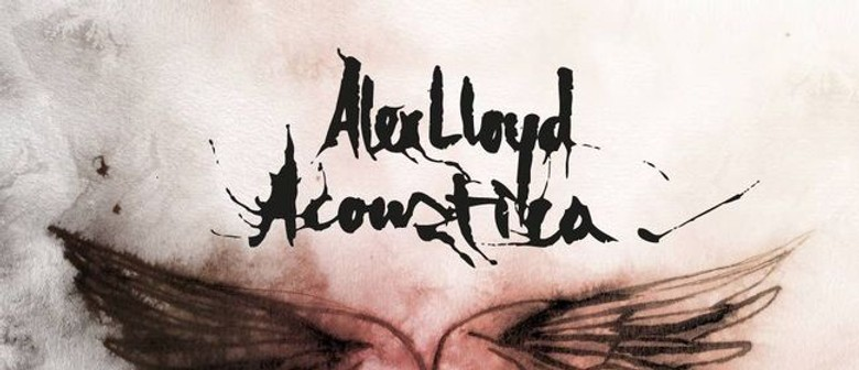 Alex Lloyd's New Album Out Today Plus Hitting The Road This September Through October